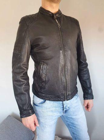 Kurtka skórzana skóra Gipsy Lanov motocyklowa ramoneska biker