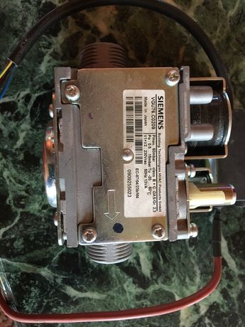 Газовий клапан Siemens