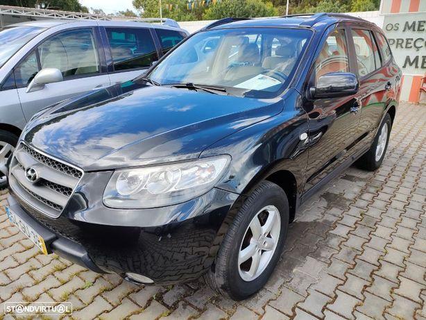 Hyundai Santa Fe 2.2 CRDi 7Wagon Platinum