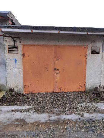 Нерухомість гаражі