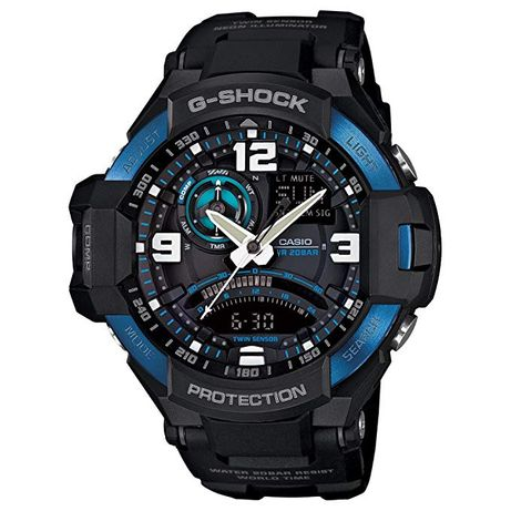 "Casio G-Shock ""Master of G"" Aviator Series"