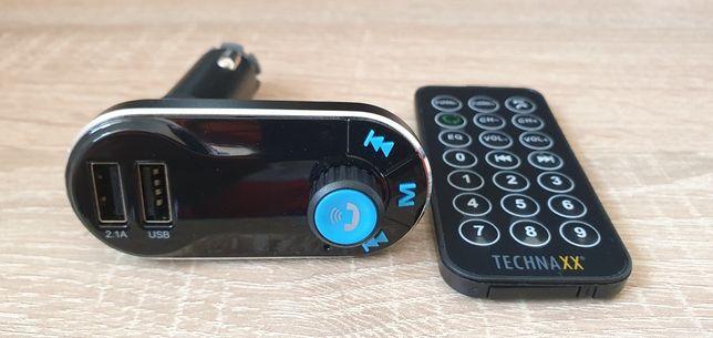 Sprzedam Transmiter FM Technaxx FMT600BT