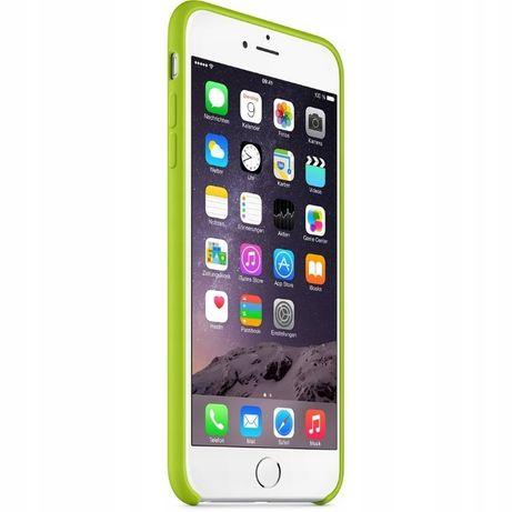 APPLE silicone case iPhone 6/6S Plus 4 kolory etui