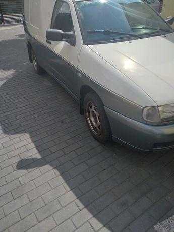 VW Caddy Vat-1, Benzyna