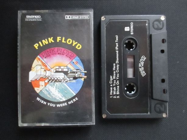 """PINK FLOYD -"""" Wish you were here """""""