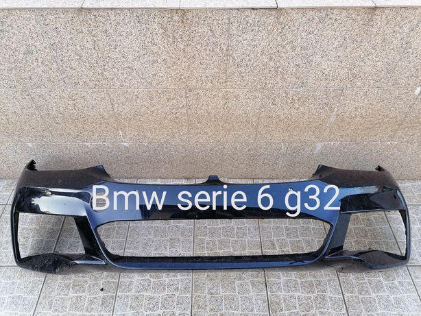 Bmw serie 6 g32 para-choques parachoque original