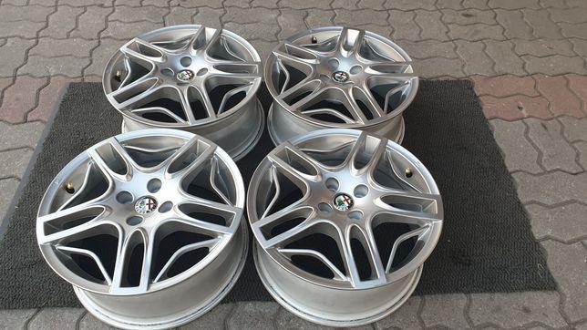 "Felgi Aluminiowe Alu 16"" Alfa Romeo Mito 4x98 BdbStan Oryginalne"