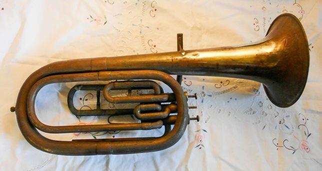 F BESSON Euphonium Saxhorn Alt Trąbka