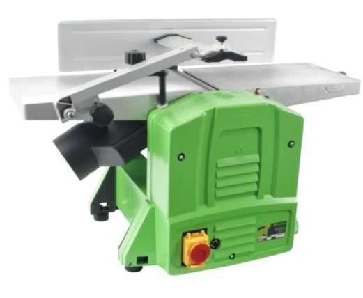 Plaina Elétrica 1500Wts 204mm BOM PREÇO