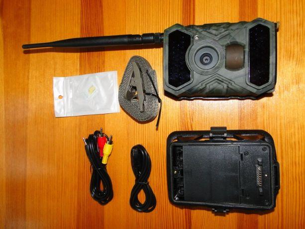 Fotopułapka 3.0CG, kamera leśna, GSM/MMS, FULL HD, diody IR 56