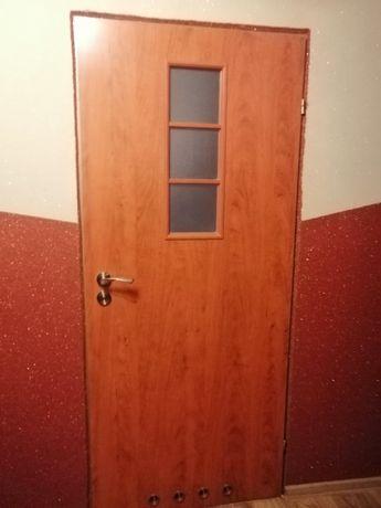 Drzwi łazienkowe 80