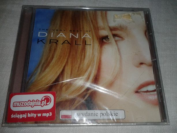 Diana Krall - The Very Best Of [Nowa Zafoliowana]