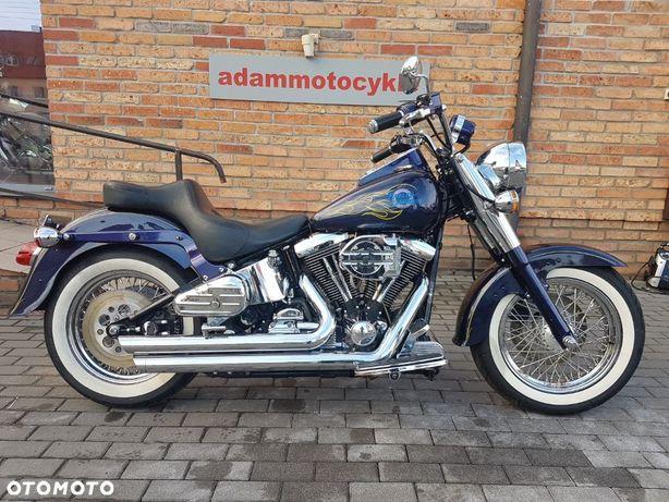 Harley-Davidson Fat Boy 1340 EVO 1997/Rok Bezwypadkowy Zamiana Raty !!!