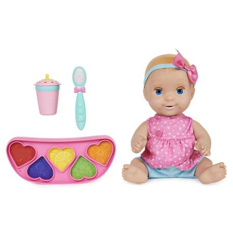 Интерактивная реалистичная кукла magic mia luvabella. Лицо с мимикой