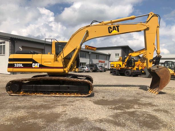 Гусеничний екскаватор Caterpillar (CAT) 320L 2009 року