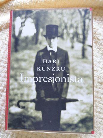 Impresjonista Hari Kunzru