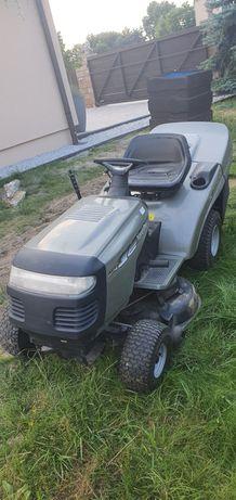 Traktorek kosiarka yard-usa-husqvarna -duży