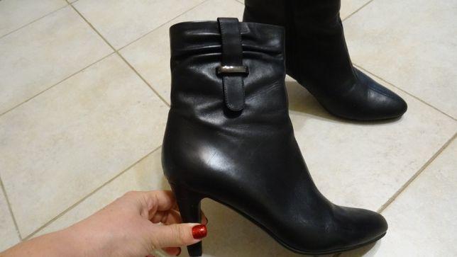 Ботинки кожаные Braska