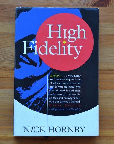 """Powieść """"High Fidelity"""", Nick Hornby"""