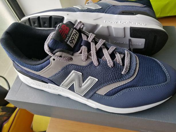 New Balance novos 44 1/2