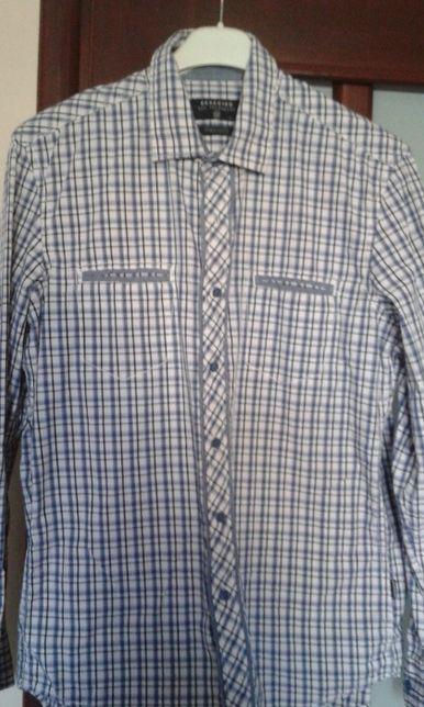 Koszula męska w kratę Reserved