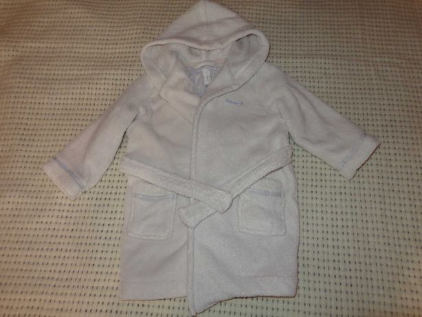 Теплый халат 1,5- 3 года