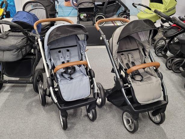 Mutsy Evo - wózek spacerowy przód/tył W&F OUTLET