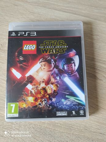 Gra Lego Star Wars (the force Awakens)