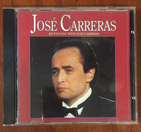 Jose CARRERAS An Evening with Josè Carreras CD