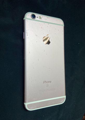iPhone 6s (rose gold) на 16 ГБ