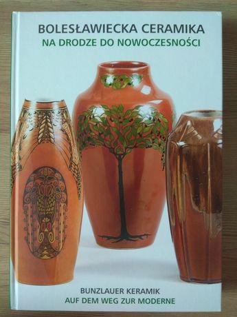 U źródeł bolesławieckiej ceramiki, 3 katalogi, UNIKAT
