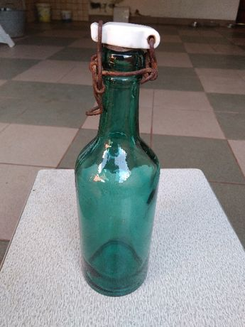 Stara butelka po piwie