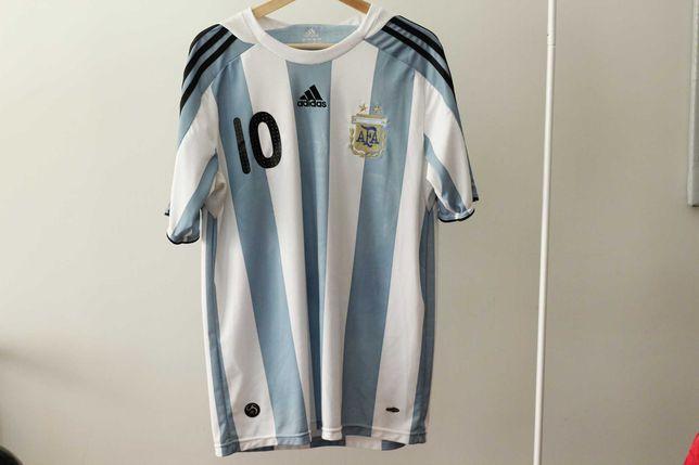 Camisola Selecção Argentina Maradona *Oficial* Tam. M