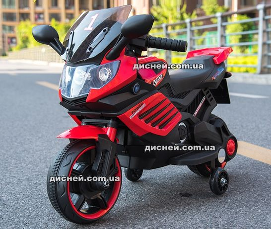 Детский мотоцикл BMW M 3582 ЕЛ-3, электромобиль, Дитячий електромобiль