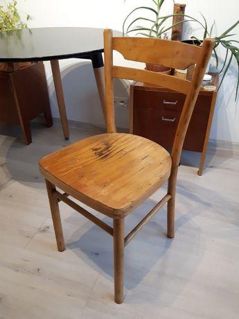 Krzesło PRL Radomsko, krzesło gięte