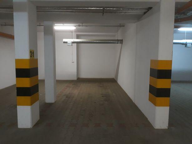 Miejsce postojowe na podziemnym parkingu