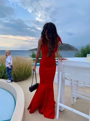 Платье вечернее Zac Posen