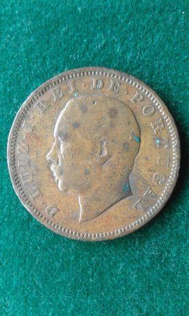 Moeda 20 Reis 1886