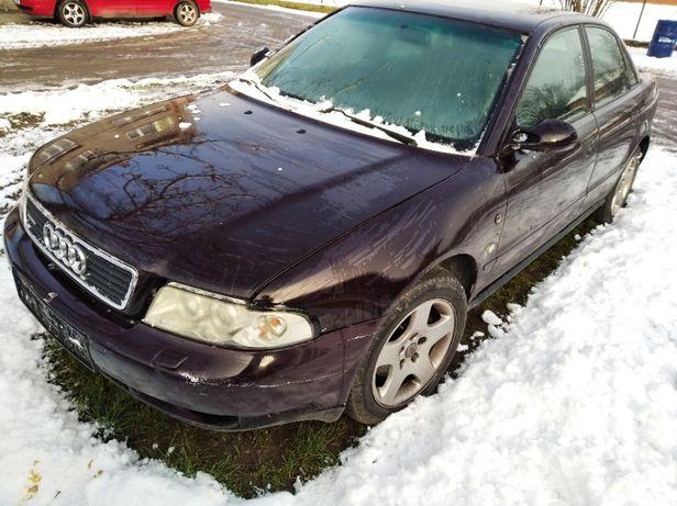 Audi a4 b5 LY3K drzwi lewe prawe przod lub tyl i inne