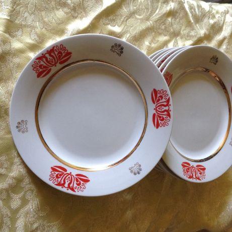 Продам тарелки мелкие
