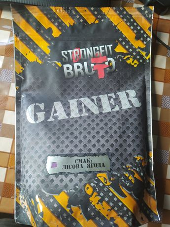 Гейнер, Gainer strong fit bruto