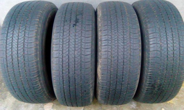 265/65 R17 Bridgestone Dueler HT 684 4 шт Летние шины