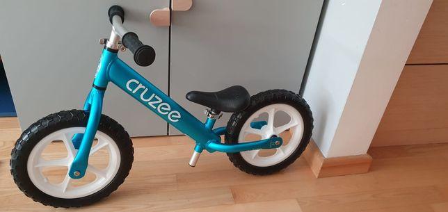 Rowerek biegowy Cruzee niebieski