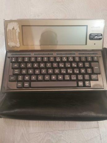 Olivetti M10 komputer retro