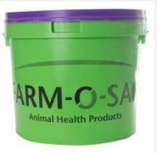 Farm-O-San Fly Bucket-odstraszanie owadów, konie,owce,bydło LIZAWKA