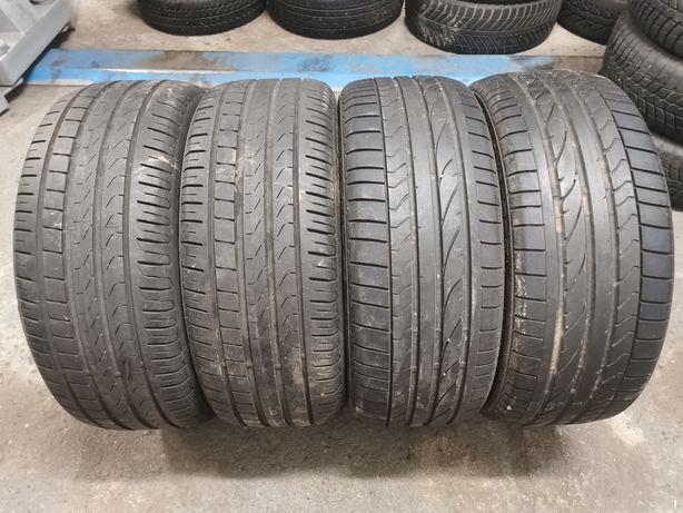 Komplet opon 225/45R17 Pirelli i Bridgestone