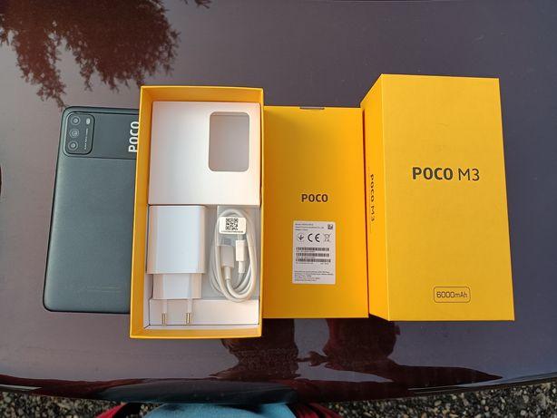 Xiaomi Poco M3 4/64GB w stanie idealnym!!