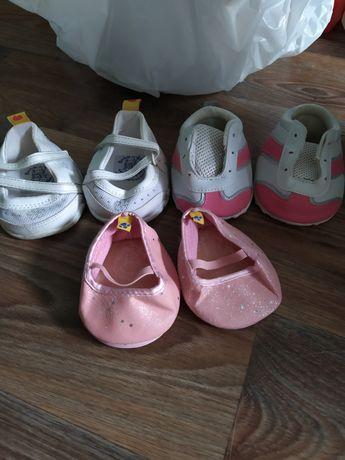 Тапочки для мишки балетки кроссовки можно и для собак