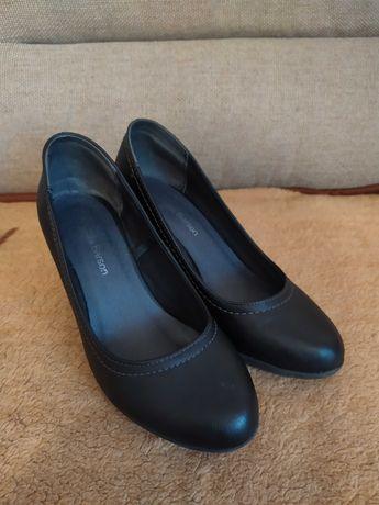 Czółenka damskie pantofle rozmiar 35 dł wkł 22cm