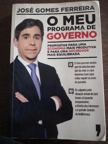 livro José Gomes Ferreira